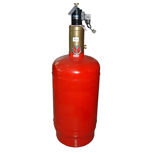 70LTR HFC-227ea cylinder fire suppression system