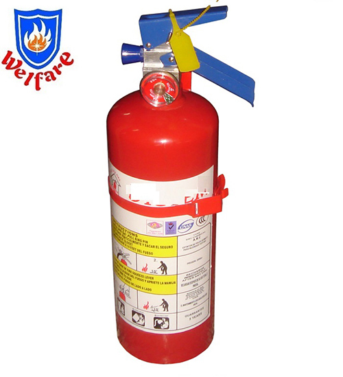 Mexico 2KG ABC dry chemical powder fire extinguishe